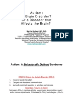 Defining Autism (Martha Herbert, M.D.)