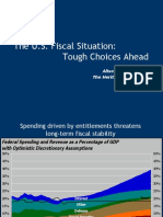 The U.S. Fiscal Situation (Alison Acosta Fraser)