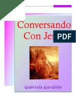 Conversando con Jesus - libro