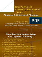 Understanding Financial Instruments and Mutual Funds (Jay Taparia)