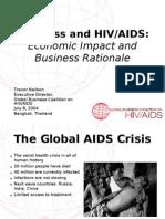 Macroeconomics and AIDS (Trevor Neilson, Brian Brink)