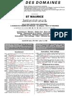 2008-05-20 - SAINT MAURICE - Compilé