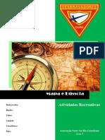 Especialidade - Mapa e Bússola - PROVA