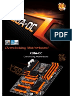 Gigabyte GA-X58A-OC Overclocking Motherboard