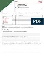 CC1-Microprocesseur 8086-2020-2021-7 Janvier 2021