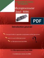 Microprocesseur 8086 - 6