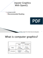 Computer Graphics-Introduction
