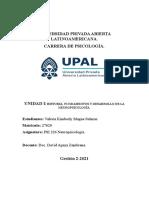 Historia, fundamentos y desarrollo de la neuro-psicologia (1)