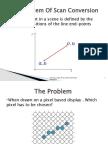 Computer Graphics-Output Primitives