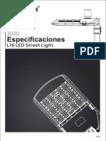 Catalogo de Luminarias Esp