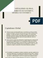 El Capitalismo Global, Crecimiento Económico, Modelo expsicion Alccalaico