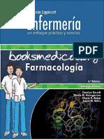 Coleccion Lippincott Enfermeria. Farmacologia 4a Edicion
