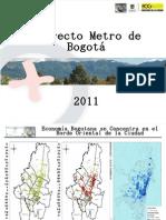 Proyecto Metro Bogotá - LA 7MA SE RESPETA