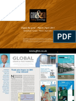 Globalfeed markets - March | April 2011