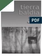Revista de Literatura Tierra Baldia