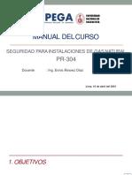 Clase 03 - Seguridad para Instalaciones de Gas Natural