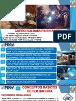Clase 1 - Soldadura en Acero - IPEGA