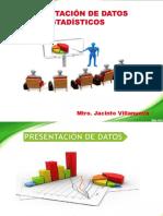 Presentacion de Datos 24 de Marzo 2021