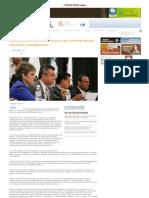 07-04-11 Diputados enviarán exhorto para que reforma laboral beneficie a trabajadores