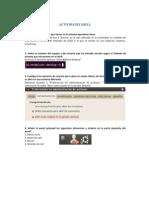 Interfaz en Modo Texto Shell de Linux