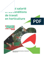 Guide chambre d'agriculture horticulture