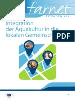 Integration der Aquakultur in die Lokalen Gemeinschaften