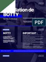 Tuto Botty PDF
