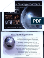 Worldwide Strategic Partners Brochure