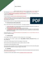 Appunti Sulla Gestione Della Pratica