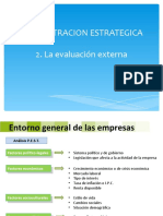 2 Analisis externo