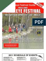 Freeland Walleye Festival 2011