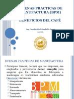 Cafe tostado diagrama flujo proceso Manual de buenas practicas de manufactura pdf