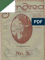 Gândirea, an I, nr. 5, 1 iulie 1921