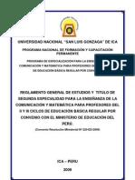 reglamento_ ESTUDIOS Y TITULO