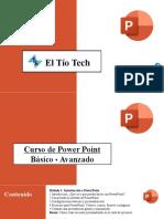 Clase 01 Introduccion Al Curso de Power Point El Tio Tech