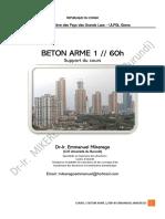 00-BETON ARME 1 - GOMA-ULPGL