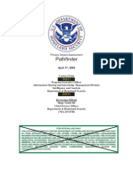 DHS ~ Pathfinder (redacted) (web tracking software)