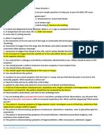 Cbt Sample Q&A 1 - Nmc Cbt Sample Questions (Ac)