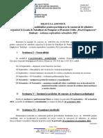 Erata Anunt Admitere Scoala de Subofiteri de Pompieri Boldesti Sesiune Oct. Nov. 2021