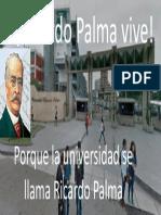 Ricardo Palma Vive