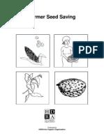 Farmer Seed Saving; by HDRA