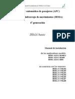 doc instalacion IRMA-IV-basic_20070523-s