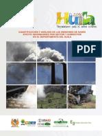 Huila 2050- Emisiones GEI