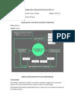 Análisis de Conceptos Estructurantes, RPAs y Coherencia.