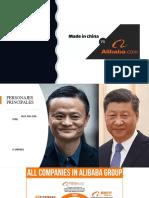 CONFLICTO ALIBABA-CHINA