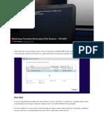 Reconstrua Partições Reservadas Pelo Sistema – EFI_UEFI – Sayro Digital