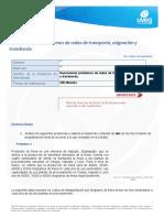 Javier_saldana_Resolviendo Problemas de Redes de Transporte, Asignación y Transbordo