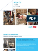 UNICEF HIV/AIDS Innovation Fund Introduction