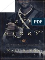 An Eye for Glory by Karl Bacon, Excerpt