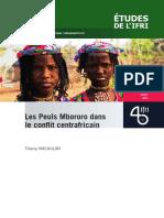 Les Peuls Mbororo dans le conflit centrafricain